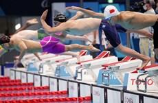 Paralympic Tokyo 2020: VĐV bơi lội Võ Thanh Tùng sớm dừng bước