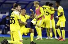 Xác định xong 32 đội bóng tham dự vòng bảng Champions League