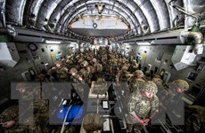The Times: Anh để lộ liên lạc của nhân viên ngoại giao ở Afghanistan
