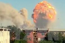 9 chết và hàng chục người bị thương trong vụ nổ kho đạn ở Kazakhstan