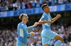 Man City đẩy Arsenal xuống đáy bảng xếp hạng sau màn hủy diệt