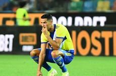 Trở lại M.U, Cristiano Ronaldo viết tâm thư chia tay Juventus