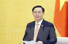 Chủ tịch Quốc hội làm việc với Tổ công tác phòng chống dịch COVID-19