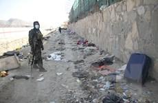 Afghanistan: Phản ứng của Taliban về vụ không kích của Mỹ ở Kabul
