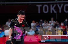 Paralympic Tokyo 2020: Nga vượt Mỹ, Trung Quốc giữ chắc ngôi đầu