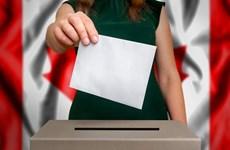 Dịch COVID-19 làm thay đổi chiến dịch tranh cử tại Canada