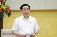 Chủ tịch Quốc hội chủ trì Phiên họp thứ nhất của Tiểu ban số 1