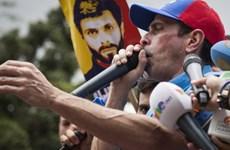 Khối đối lập chủ chốt Venezuela tuyên bố tham gia bầu cử địa phương