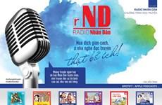 Báo Nhân Dân ra mắt Chương trình phát thanh trên nền tảng kỹ thuật số