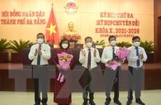 Bầu bổ sung hai Phó Chủ tịch Ủy ban Nhân dân thành phố Đà Nẵng