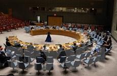 Hội đồng Bảo an hoàn thành chương trình nghị sự tháng Tám
