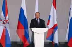 Tổng thống Nga sẽ tham dự Diễn đàn Kinh tế phương Đông lần thứ 6