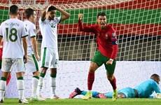 Vòng loại World Cup 2022: Ronaldo cứu Bồ Đào Nha, Pháp chia điểm