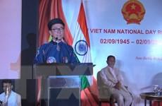 Quan hệ giữa Việt Nam và Ấn Độ ngày càng phát triển mạnh mẽ
