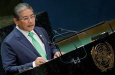 Đặc phái viên ASEAN Erywan Yusof thúc đẩy chuyến thăm Myanmar