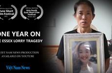 Phim tài liệu về thảm kịch xe tải Essex tham dự liên hoan phim quốc tế