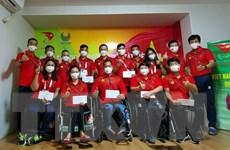 Đoàn thể thao Việt Nam kết thúc hành trình ở Paralympic Tokyo