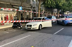 Italy: Xả súng ở thành phố cảng Trieste khiến nhiều người bị thương