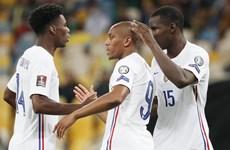 Kết quả vòng loại World Cup: Pháp tiếp tục hòa, Hà Lan thắng đậm