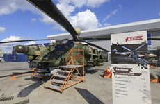 Nga đánh giá triển vọng thị trường Đông Nam Á đối với trực thăng