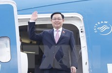 Tăng cường vai trò hợp tác nghị viện trong quan hệ Việt Nam với EU, Bỉ
