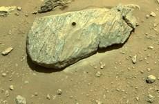 NASA xác nhận tàu Perseverance thu được mẫu vật đầu tiên trên sao Hỏa
