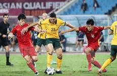 Bị từ chối phạt đền, tuyển Việt Nam thua sát nút trước Australia