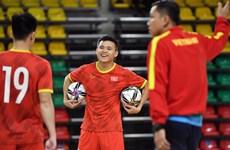 Lịch thi đấu của tuyển Việt Nam tại VCK FIFA Futsal World Cup 2021