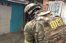 Nga tiêu diệt 2 phần tử khủng bố, phát hiện nơi cất giấu vũ khí