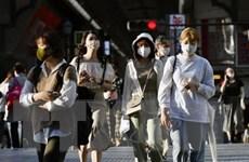 Dịch COVID-19: Nhật Bản phát hiện 18 ca nhiễm biến thể Eta