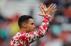 Cristiano Ronaldo đá chính trong ngày ra mắt Manchester United