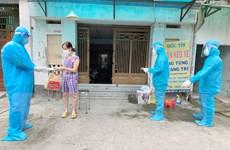 Đoàn cán bộ Bệnh viện Thể thao vào chi viện cho Thành phố Hồ Chí Minh