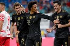 Bayern thắng tưng bừng trong ngày Nagelsmann tái ngộ Leipzig
