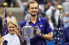 Đánh bại Djokovic, Daniil Medvedev đăng quang tại US Open 2021