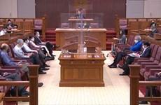 Quốc hội Singapore thảo luận dự luật chống sự can thiệp từ nước ngoài