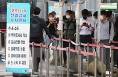Hàn Quốc gia hạn cảnh báo đặc biệt về du lịch đến hết ngày 13/10