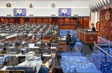 Quốc hội Malaysia nhóm họp trở lại sau 9 tháng tạm dừng hoạt động