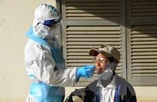 Campuchia lo ngại làn sóng lây nhiễm mới dịch bệnh COVID-19