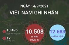 [Infographics] Việt Nam có 635.055 ca mắc COVID-19 kể từ đầu dịch