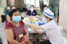Phú Yên, Khánh Hòa đẩy nhanh tiến độ tiêm vaccine phòng COVID-19