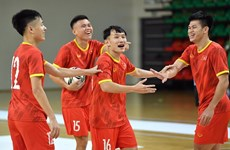 Lịch trực tiếp: Tuyển Futsal Việt Nam bước vào trận 'sinh tử'