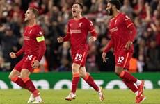 Liverpool nhọc nhằn vượt ải AC Milan tại thánh địa Anfield