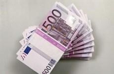 Lợi suất trái phiếu Eurozone gần mức cao nhất của hai tháng