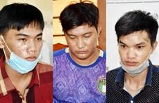 Bạc Liêu bắt khẩn cấp 3 đối tượng trộm cắp tài sản gần 1 tỷ đồng