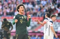 Bayern Munich giành chiến thắng đậm nhất tại Bundesliga mùa này