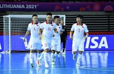 Lịch trực tiếp Futsal World Cup: Kịch bản nào giúp Việt Nam đi tiếp?