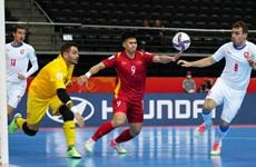 Đội tuyển Futsal Việt Nam thăng tiến mạnh mẽ trên bảng xếp hạng FIFA