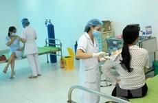 Các địa phương đẩy nhanh tiến độ tiêm vaccine phòng COVID-19