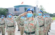 Việt Nam sẵn sàng thực hiện nhiệm vụ gìn giữ hòa bình khi LHQ yêu cầu