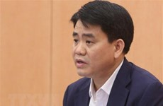Truy tố ông Nguyễn Đức Chung vì can thiệp vào gói thầu số hóa